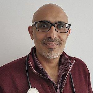 Dr Ahmed Hailen HMT Sancta Maria Hospital Consultant