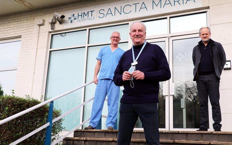 Conor-Marnane-Geoff-Bailey-Andrew-Keen-Sancta-Maria-Hospital