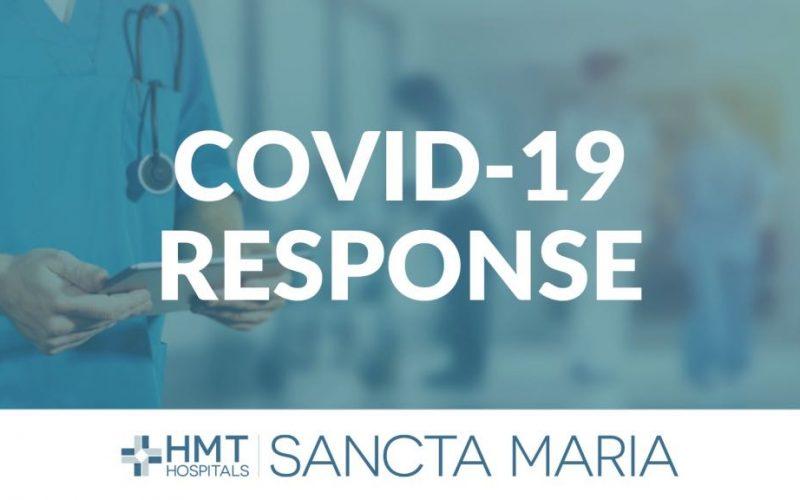 HMT Sancta Maria Private Hospital Covid-19 Response